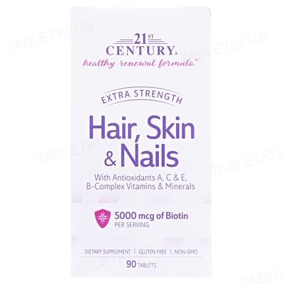 Экстра сила волос, кожи и ногтей Apnas Natural таблетки №90