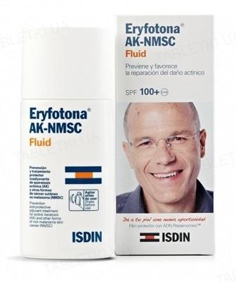 Флюид для лица Isdin Eryfotona АК-NMCS Fluid Солнцезащитный SPF 100, 50 мл