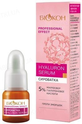 Сыворотка Биокон Professional Effect Hyaluron Serum, 25 мл