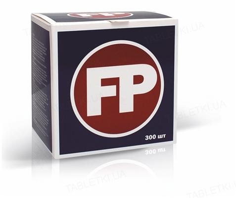 Пластырь медицинский «FP Family Plast» бактерицидный на тканевой основе 19 мм х 72 мм, 300 штук