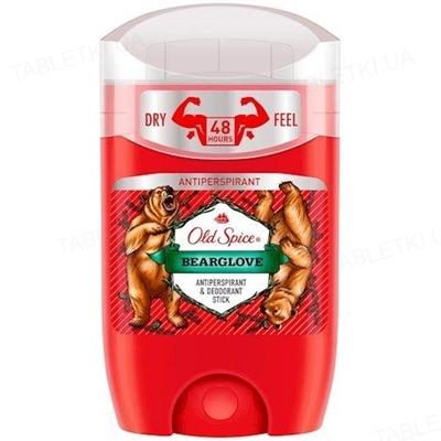 Дезодорант-антиперспирант Old Spice Bearglove твердый, стик, 50 мл
