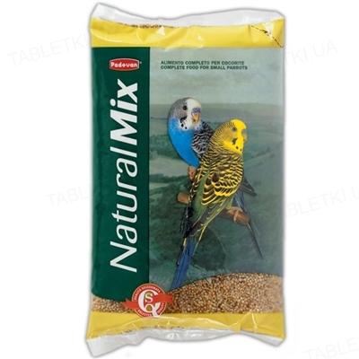 Корм для хвилястих папуг Padovan NatMix cocorite, 1 кг