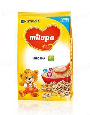 Сухая молочная каша Milupa быстрорастворимая овсяная для детей с 6 месяцев, 210 г