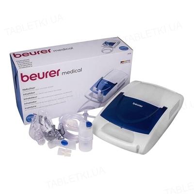 Ингалятор (небулайзер) Beurer IH 21 компрессорный