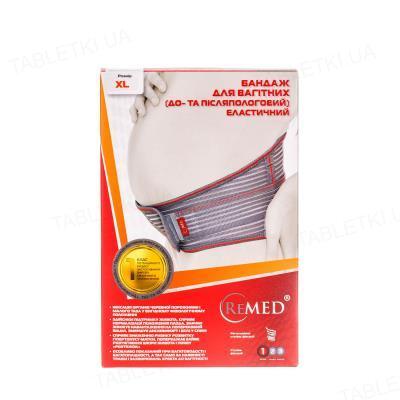 Бандаж до- и послеродовой ReMed R4102 эластичный, размер XL