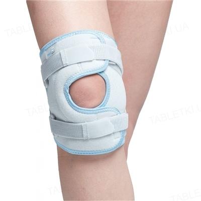 Бандаж на коленный сустав WellCare 52034 разъемный, размер XL