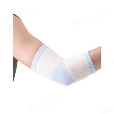 Бандаж для локтевого сустава WellCare 31010 эластичный, размер L