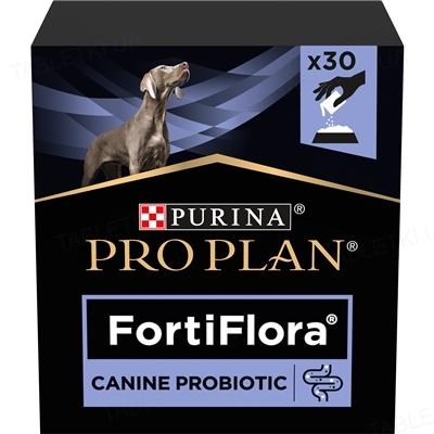 Корм додатковий Purina Pro Plan 680820 Canine Probiotic FortiFlora для дорослих собак і цуценят, 30 г