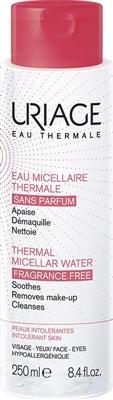 Мицеллярная вода Uriage Очищение и гигиена, для чрезмерно чувствительной кожи, 250 мл