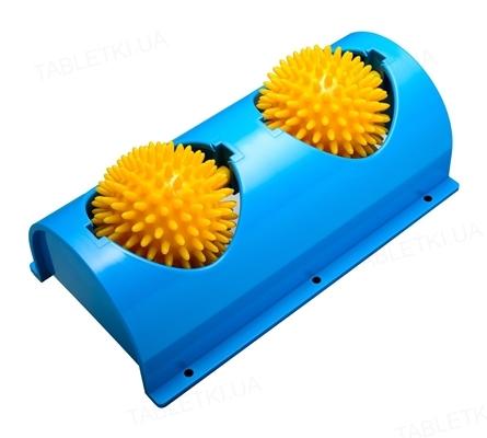 Мячи игольчатые OrtoMed ОМ-404 на подставке для ног