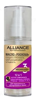 Масло-роскошь Alliance Professional Argan Expert, 50 мл