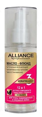 Масло-флюид Alliance Professional Keratin Expert, 50 мл