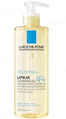 Масло для душа La Roche-Posay Lipikar Масло АП +, липидовосстанавливающее, 400 мл