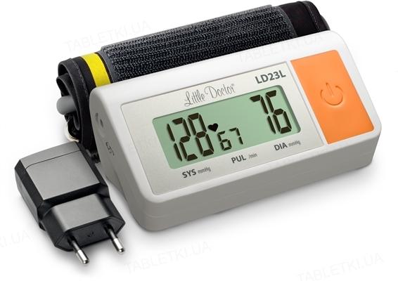 Тонометр Little Doctor LD-23L автоматический с сетевым адаптером