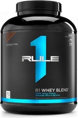 Протеин R1 (Rule One) Whey Blend Шоколад, 4762 г