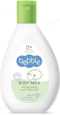 Молочко детское Bebble для тела, 200 мл