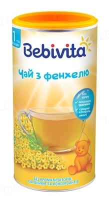 Сухой быстрорастворимый напиток Bebivita Чай из фенхеля, 200 г