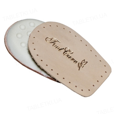Подпяточник Foot Care ПЛ-001 кожаный, размер L (39-46)