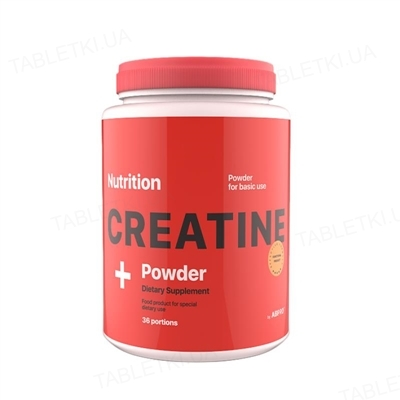 Креатин AB PRO Creatine Powder, 220 г