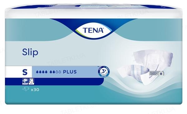 Подгузники для взрослых Tena Slip Plus Small, 30 штук