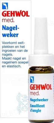 Жидкость для ногтей GEHWOL смягчающая, 15 мл