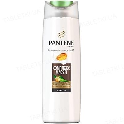 Шампунь Pantene Pro-V Злиття з природою Oil Therapy, 400 мл