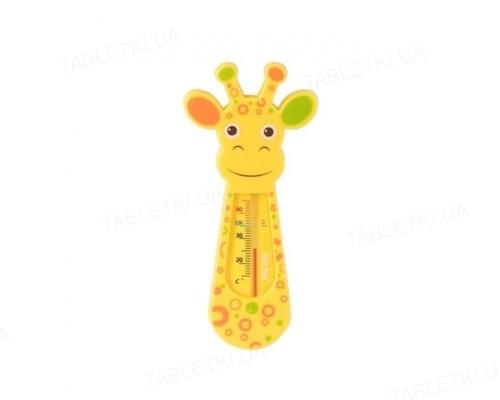 Термометр для воды Baby Team 7300 Жирафа