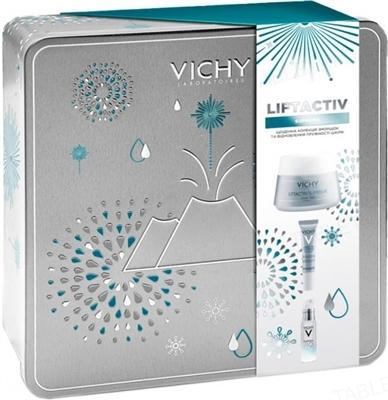 Набор для комплексного ухода Vichy Liftactiv Supreme новогодний 2020
