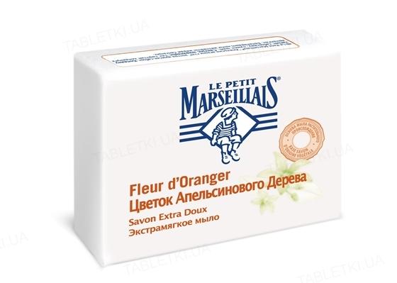 Мыло Le Petit Marseillais Цветок апельсинового дерева экстрамягкое, 90 г
