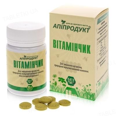 Апипродукт Витаминчик таблетки №60