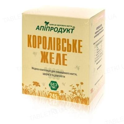 Апипродукт Королевское желе, 245 г