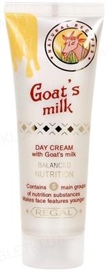 Крем Regal Goat's Milk сбалансированное питание дневной, 50 мл