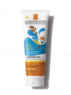 Гель-лосьйон сонцезахисний La Roche-Posay Anthelios Dermo-Pediatrics SPF 50+ дитячий для вологої шкіри, 250 мл