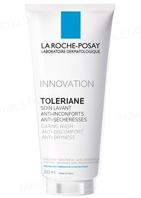 Крем-гель La Roche-Posay Toleriane очищаюший, для чувствительной кожи, уменьшающий чувство сухости, 200 мл