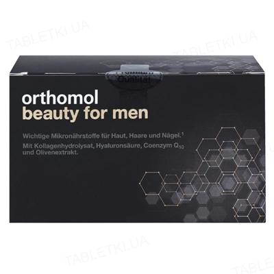 Ортомол Beauty for Men флаконы №30