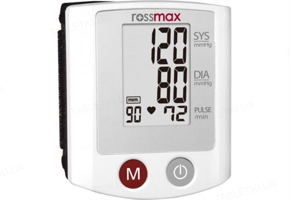 Тонометр Rossmax S150 автоматический на  запястье