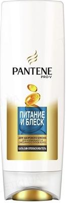Бальзам-ополаскиватель Pantene Pro-V Питание и блеск, 360 мл