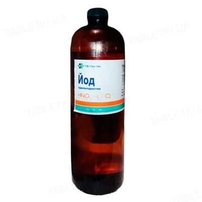 Йод однохлористый 3% (ДЛЯ ЖИВОТНЫХ), 1 кг