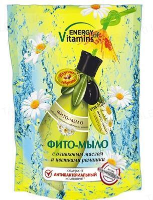 Фито-мыло Viva Oliva антибактериальное с оливковым маслом и цветами ромашки, 400 мл