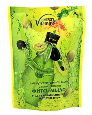 Фито-мыло Viva Oliva Увлажняющее с оливковым маслом и соком алоэ, 400 мл
