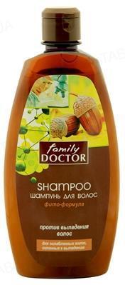 Шампунь Family Doctor Фито-формула против выпадения волос, 500 мл