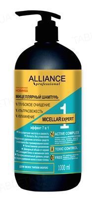 Шампунь мицеллярный Alliance Professional Micellar Expert, 1 л