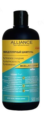 Шампунь мицеллярный Alliance Professional Micellar Expert, 500 мл