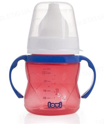 Чашка Lovi Marine, тренировочная, красная, 35/310, от 6 месяцев, 150 мл
