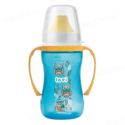 Чашка-непроливайка Lovi Folky, для мальчика, 35/331, с 6 месяцев, 250 мл