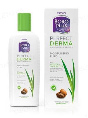 Боро Плюс Perfect Derma флюид увлажняющий для лица и тела по 200 мл во флак.