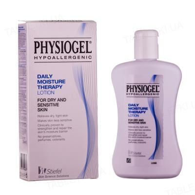 Лосьон для тела Physiogel Daily Moisture Therapy для сухой и чувствительной кожи, 200 мл