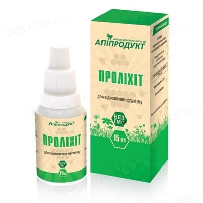 Апипродукт Пролихит, 15 мл