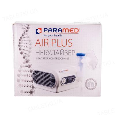 Ингалятор (небулайзер) Paramed Air Plus компрессорный