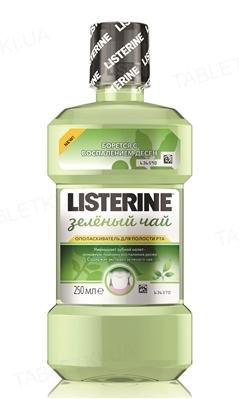 Ополіскувач для порожнини рота Listerine Зелений чай, 250 мл